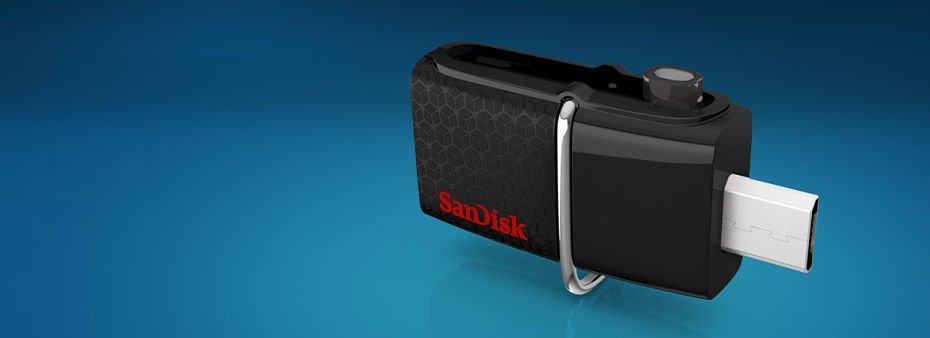 SANDISK ULTRA® DUAL USB DRIVE 3.0