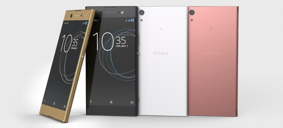 Sony Xperia XA1 características