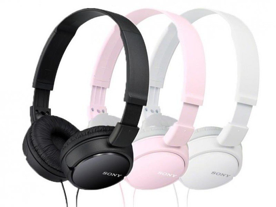 Auriculares estéreo Sony MDR-ZX110
