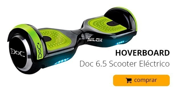 Hoverboard doc 65 sccoter electrico