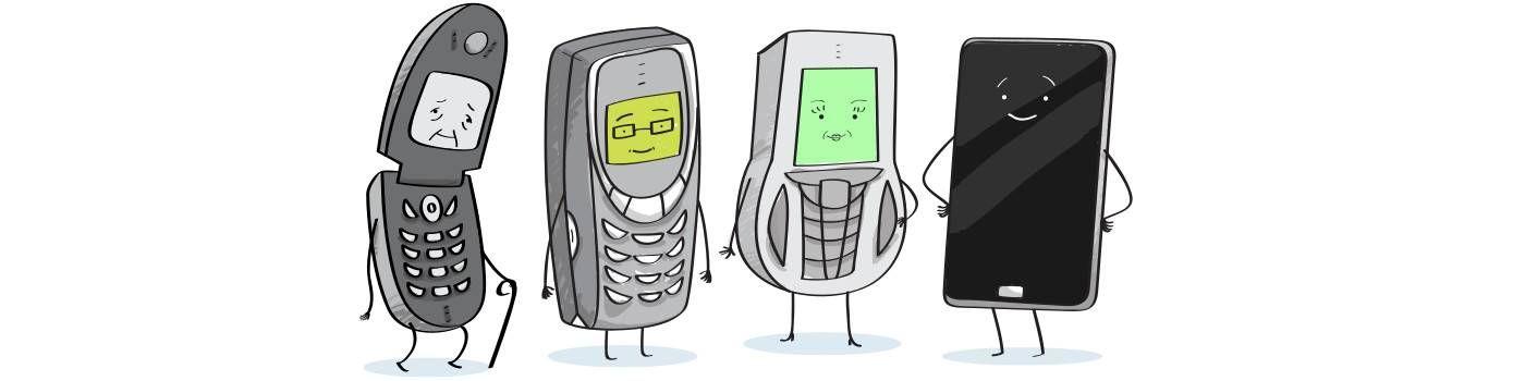Los mejores teléfonos móviles de la historia han pasado por MaxMovil