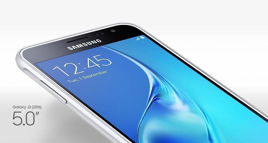 Galaxy J3 2016 en maxmovil