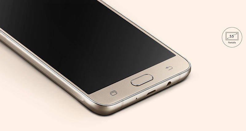 Samsung Galaxy J7 2016 elegancia