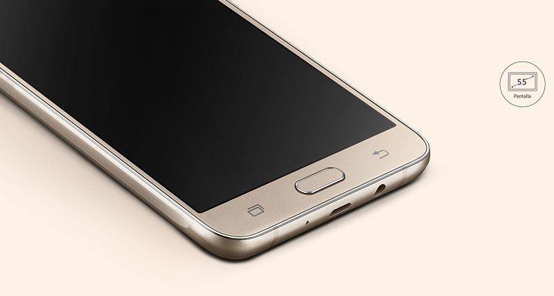 Samsung Galaxy J7 2016 elegancia