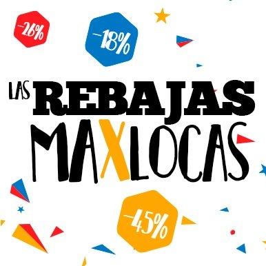 Las REBAJAS MaXLocas