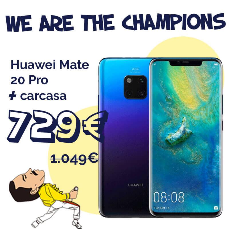 huawei mate 20 pro oferta