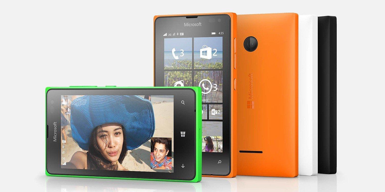 Lumia 435 colores