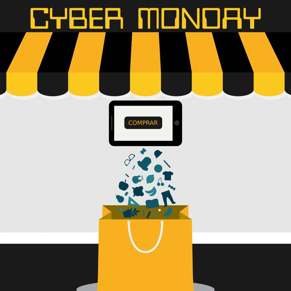 Comprar ofertas de packs promocionales en el Ciber Monday