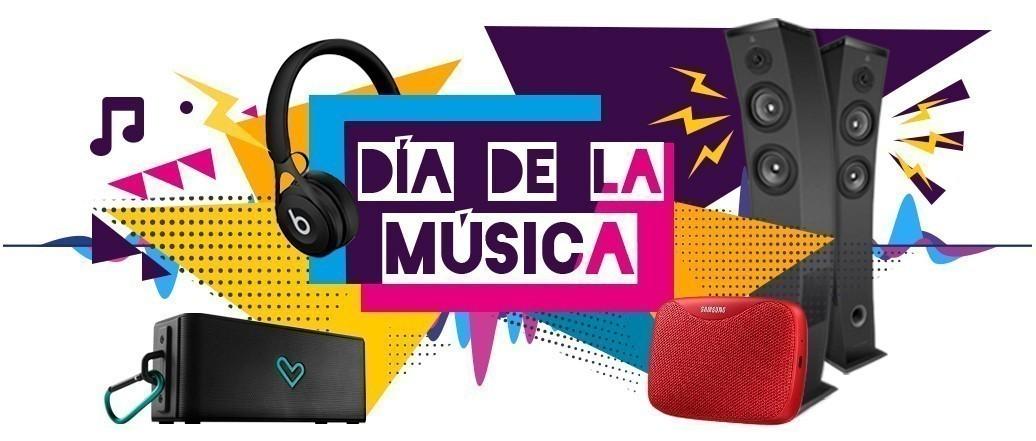 Día de la Música en MaxMovil
