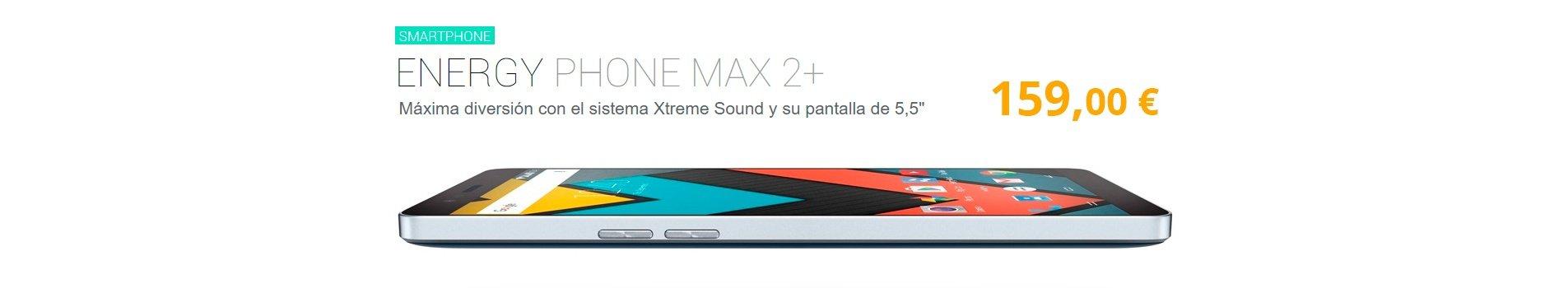 energy phone MAX 2