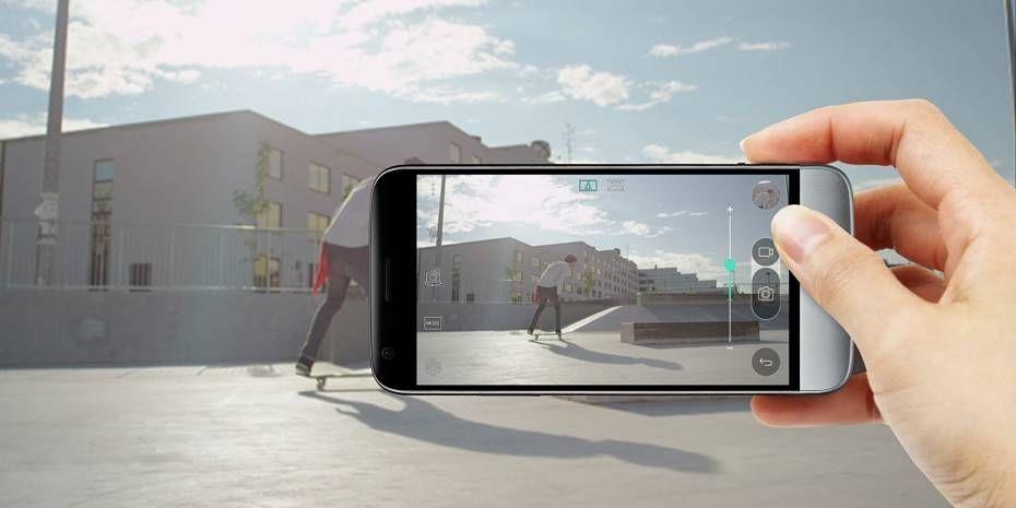 camara doble LG G5