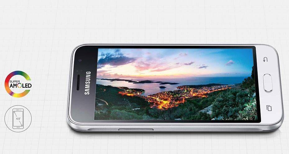 Samsung Galaxy J1 en MAXmovil