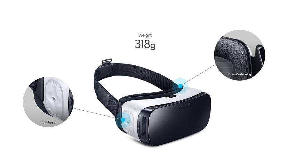Gafas Samsung Gear VR en Maxmovil