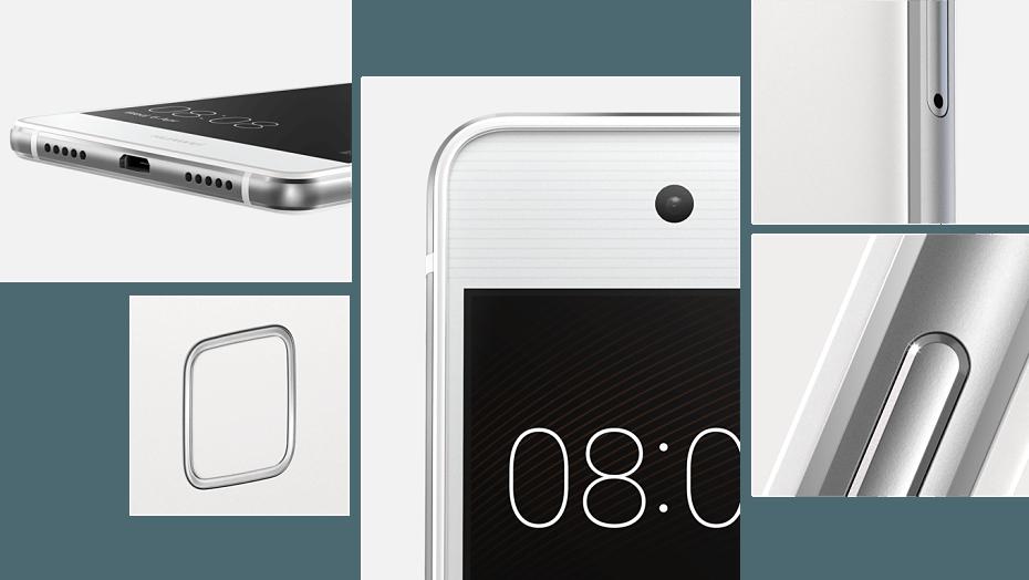 Huawei P9 Lite en MAXmovil