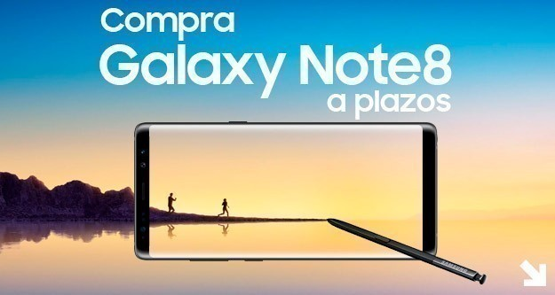 Compar Samsung Galaxy Note 8