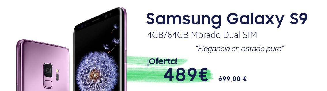 Samsung Galaxy s9 Oferta