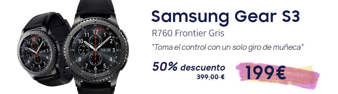 Samsung Gear Oferta