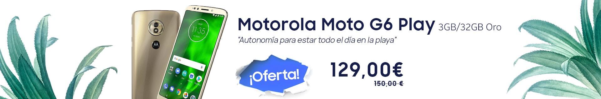 Comprar Motorola Moto
