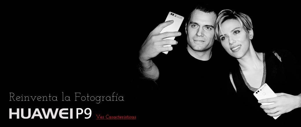 Huawei P9; Reinventa la fotografía
