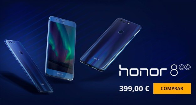 Honor 8 libre