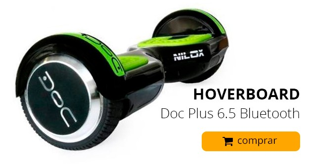 Hoverboard Doc Plus 6.5 Bluetooth