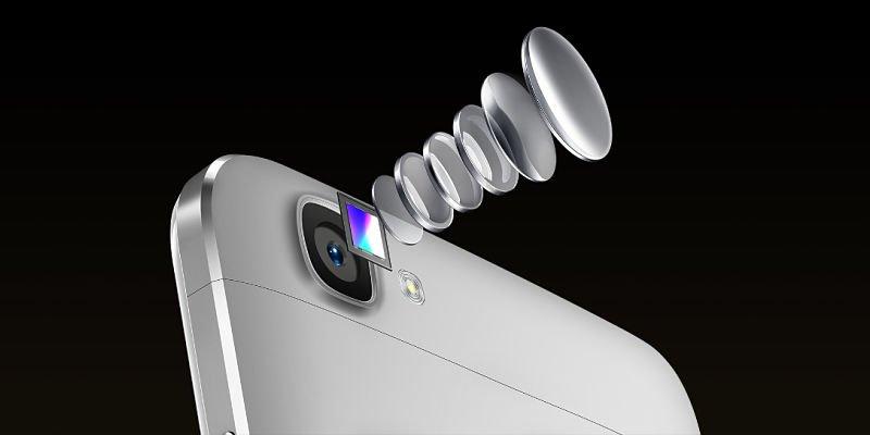 Huawei GR3 cámara