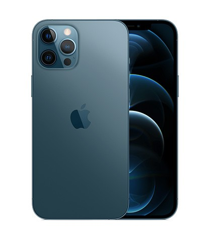 apple iphone 12 pro max azul