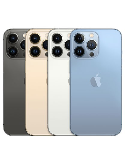apple iphone 13 pro colores
