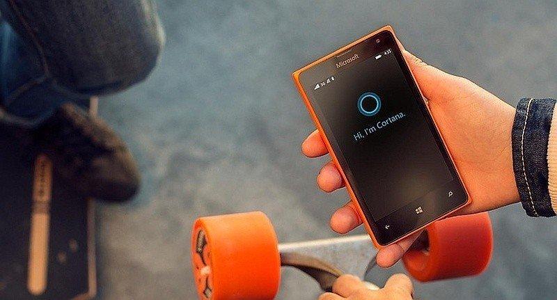 Lumia 435 Cortana
