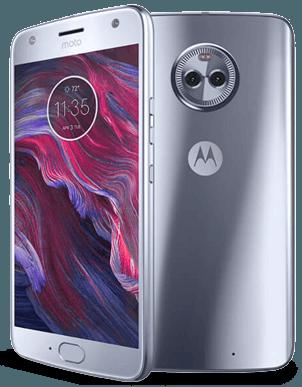 Motorola Moto X4 Plata Dual SIM XT1900