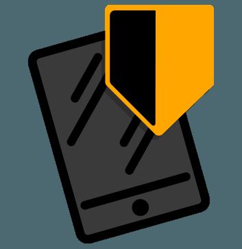 Protege la pantalla y el diseño
