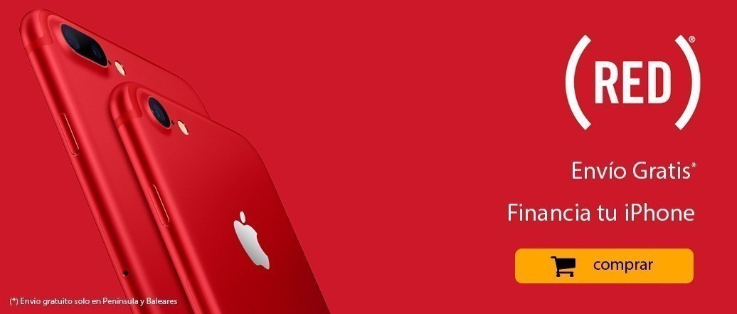 Comprar iPhone Red