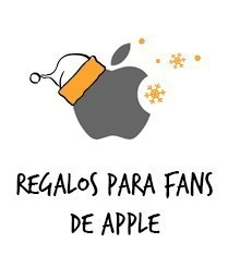 Regalos para fans de Apple