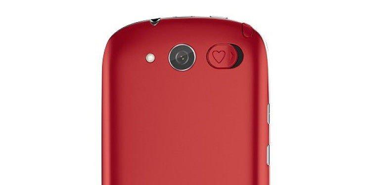 Haier EZY A6 rojo