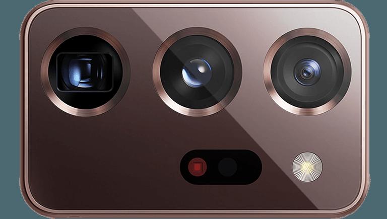 samsung galaxy note20 cameras