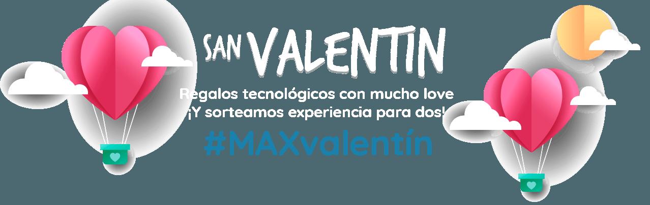 San Valentín en maxmovil