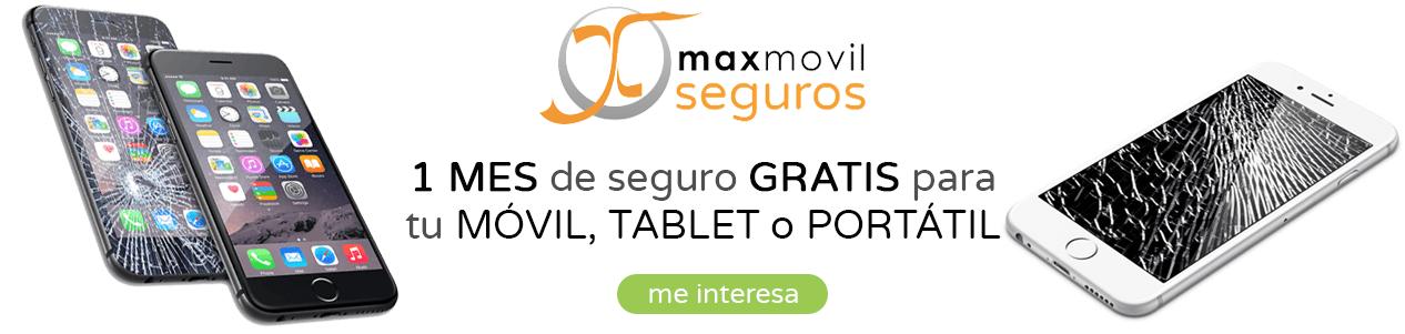 Seguros para móviles, pórtatiles y tablets